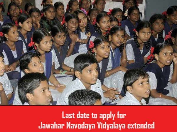 #Career_Related_News   The #HRD_ministry has extended the date of submitting application form for various #job vacancies in #Jawahar_Navodaya_Vidyalayas (JNVs). The #last_date to apply has been #extended to October 16................  Read More<>http://www.careerbilla.com/news/news-details/jobs-at-jawahar-navodaya-vidyalaya-last-date-is-extended-to-apply #Careerbilla_News #Education_Jobs #Apply_Online