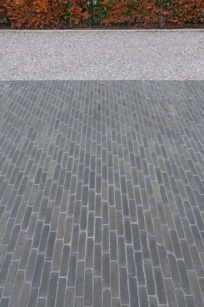 Vande Moortel Clay pavers Septima Titaan
