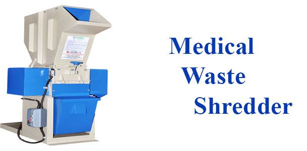 Raj Electricals is popular manufacturer and exporter of Medical Waste Shredder Machine.This shredder machine is used to shred medical waste disposal. We export his medical waste shredder globally. It shreds all medical waste such as syringes, ampoules, catheters, saline tubes, saline bottles, glucose bottles, blood bags,blister packs, used needles and various other medical waste disposals thus avoiding spreading of any infection and diseases.