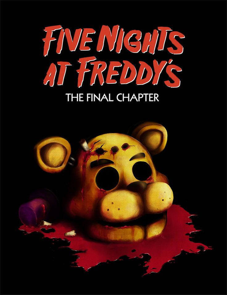 Five Nights at Freddy´s The Final Chapter by kaizerin