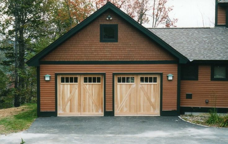 12 Best Detached Garage Images On Pinterest Garage Doors