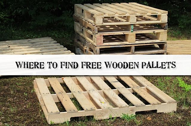 best 25 where to get pallets ideas only on pinterest direction signs free wooden pallets and. Black Bedroom Furniture Sets. Home Design Ideas