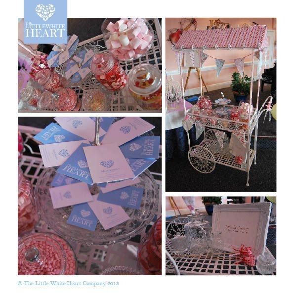 Hire our beautiful sweet cart from us for your event. www.thelittlewhiteheart.com