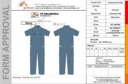 http://www.seragamkerja.info/ wearpack PT Gramedia Jakarta