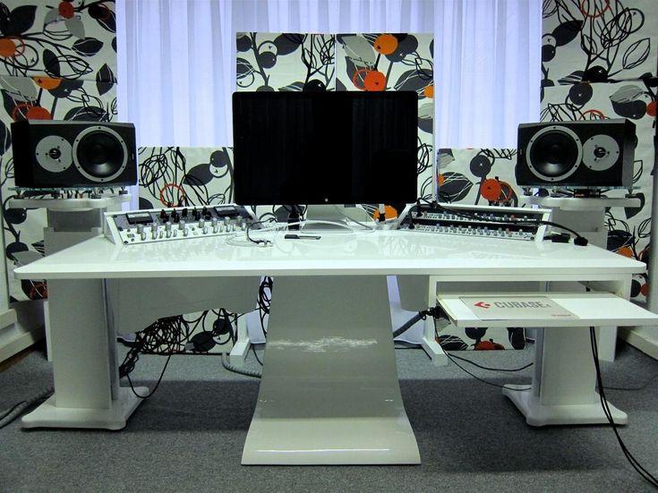 house design best selections of the studio desk furniture design contemporary music studio pinterest studio desk corner space and white wood. Interior Design Ideas. Home Design Ideas