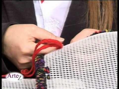 Maiana Mai sorprende con un nuevo tapiz en cañamazo y enseña cómo hacerlo. No te quedes afuera y participa del concurso de Hormas Intervenidas. Artez, arte d...