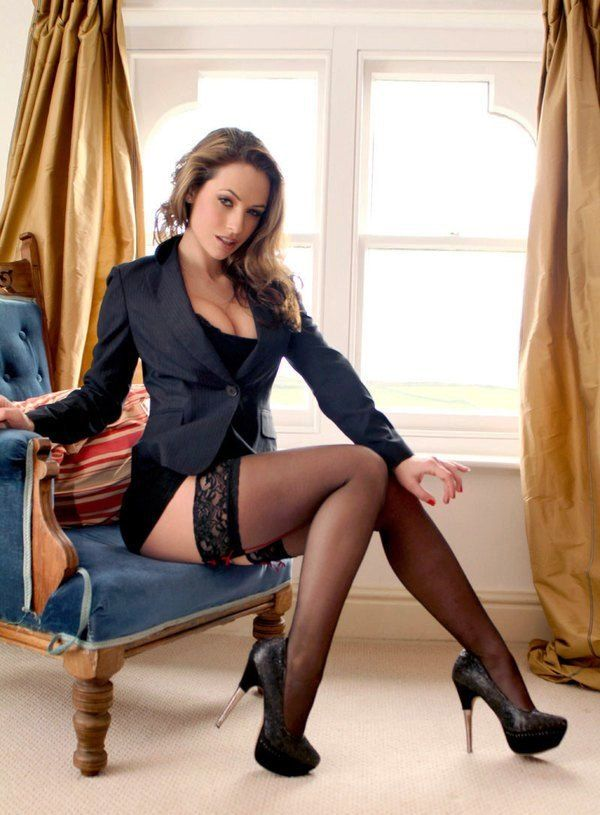 A Glimpse Of Stocking Top Nylons Sexy Stockings Sexy