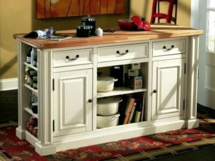 10 Best Portable Kitchen Islands Images On Pinterest | Mobile