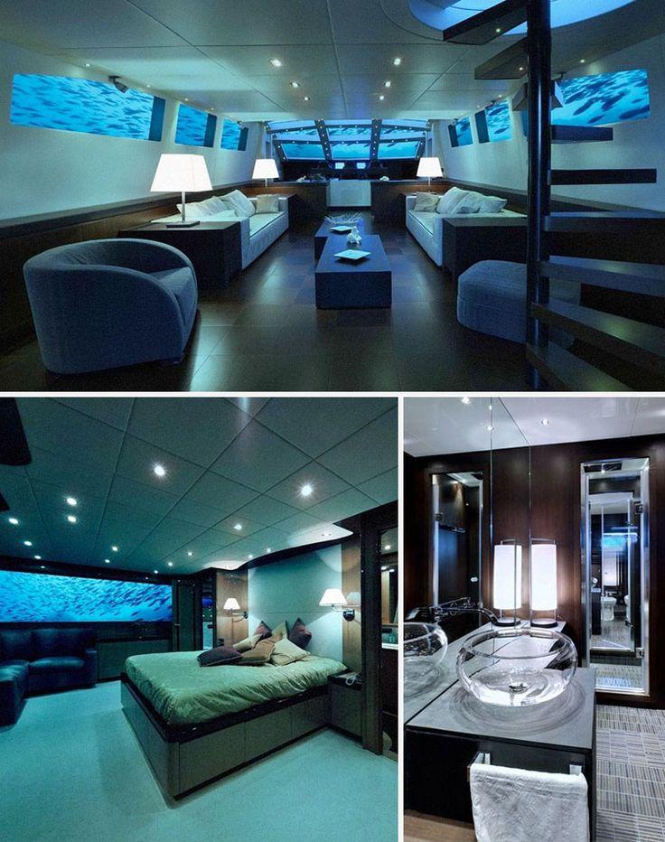 Lovers Deep Hotel submarino de Lujo con Neargay