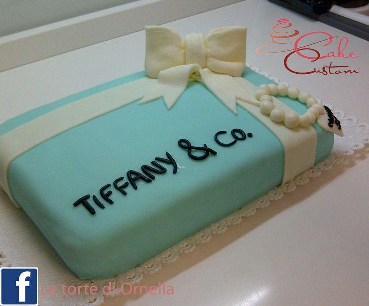 torta Tiffany & Co.