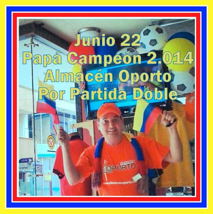 Almacén Oporto en Cartago, Valle del Cauca, integración #Cartago y #Pereira Feliz Día Del Padre!!