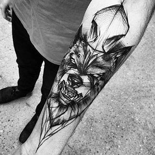 #tattoo #tatoo #tats #tattooed #tattoos #tattoomen #wolfpack #wolf #tattoowolf #follow4follow #followme #follower #picture #gallery