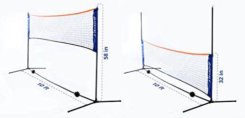 10 Ft Tennis Net Stand for Quickstart Tennis. Total weigh... https://www.amazon.com/dp/B01CIW1D9E/ref=cm_sw_r_pi_dp_x_f2Olyb47TT8E9
