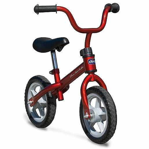 Chicco Red Bullet My First Balance Bicycle - The Entertainer - The Entertainer