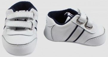 Ralph Laurean Boys Soft Shoes Size 1