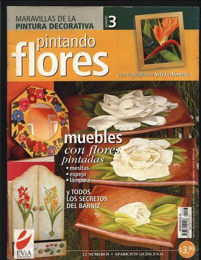 Pintando Flores Nº 3 - TEREPINTURA - Álbumes web de Picasa