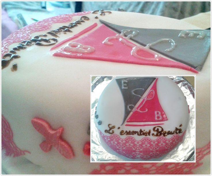 Gâteau pour l'Essentiel Beauté