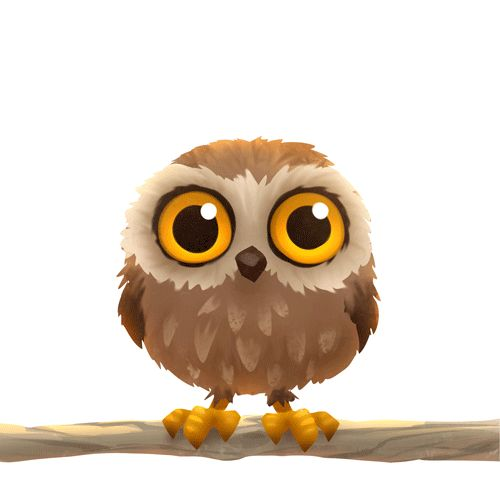 Follow the Owl (Gif) on Behance