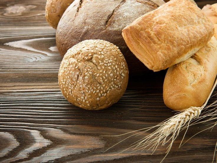 Food Bread Wheat Flour