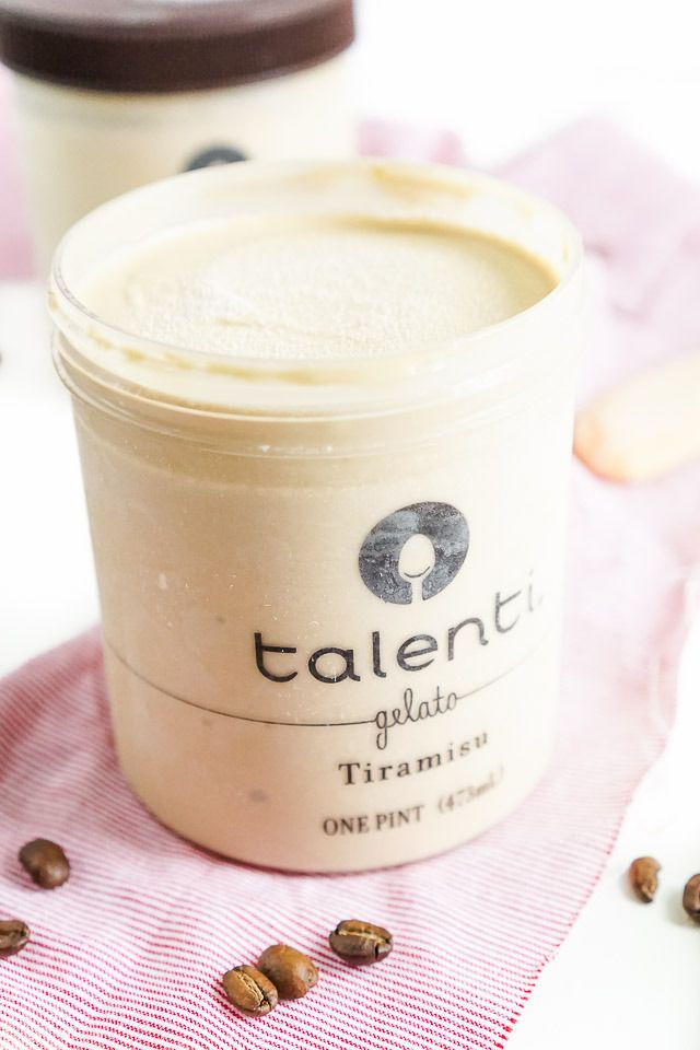 Talenti's Tiramisu Gelato and other amazing flavors will take you on a day dream vacation wherever you want to go. Pick up a pint at the store and indulge a little.