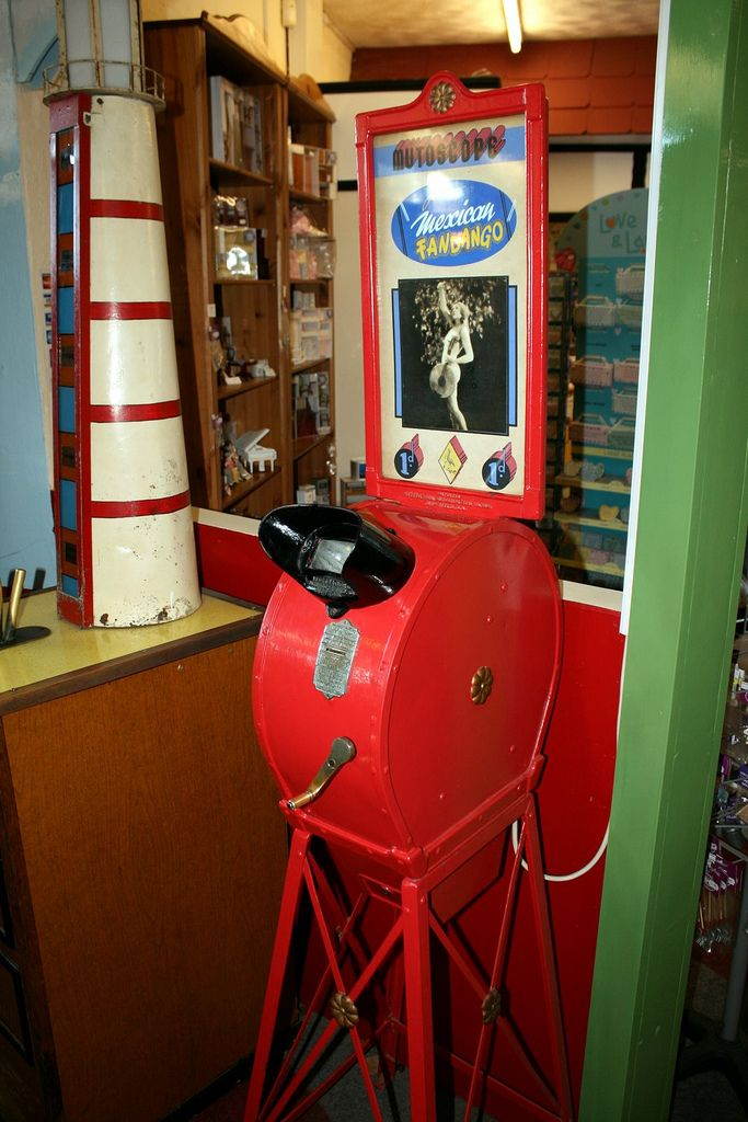 Some more pics of the retro arcade machines at the Penny Museum in Gt Yarmouth | by Richie Wisbey