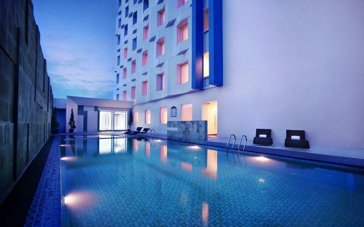 Swimming Pool #atriamagelang #atriahotels #managedbyparador #paradorhotels #magelang #borobudur #indonesia