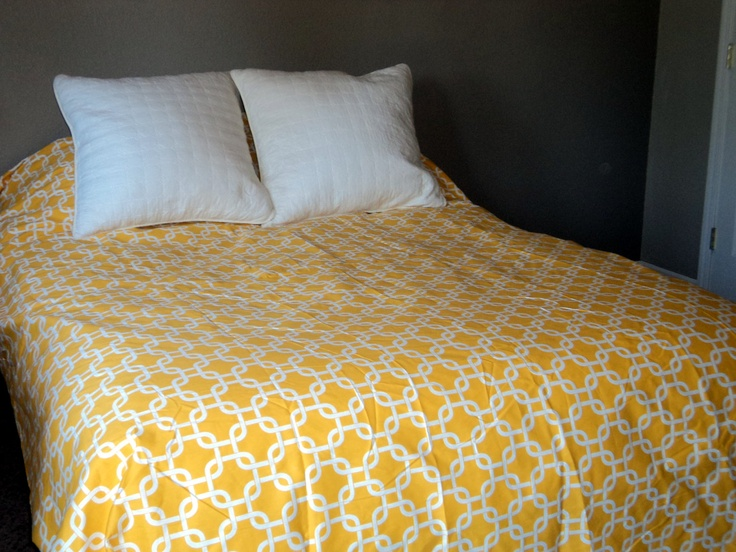 Black And Yellow Comforter Queen: 39 Best Images About Yellow Duvet Cover Queen On Pinterest