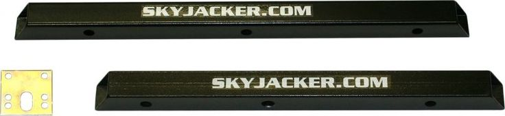 "Skyjacker Transfer Case Lowering Kit for 87-95 Jeep® Wrangler YJ with 2-4"" Suspension Lift"