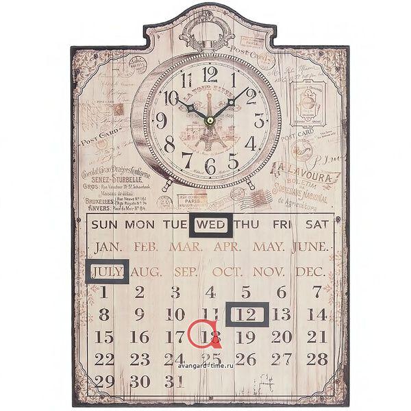 Настенные часы по оптовой цене М.Москвин Календарь-2 - в наличии на складе, оптом от производителя