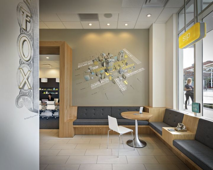 Umpqua Bank Flagship by Ditröen, Portland – Oregon » Retail Design Blog
