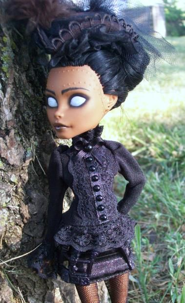 Monster High Custom Robecca Steampunk by AdeCiroDesigns