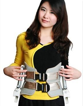 181.09$  Watch now - http://alivzb.worldwells.pw/go.php?t=32686165920 - Lumbar decompression device Hui-li wang belt in space Between the waist dish outstanding home tractor bed massager 181.09$