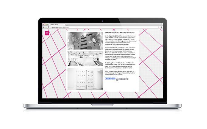 Webdesign by deshalb.   Désha Nujsongsinn www.deshalbpunkt.de #deshalb #deshalbpunkt