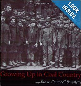 Growing Up in Coal Country by Susan Campbell Bartoletti is another book that has about 14 activities based on this book in the 6th Grade Curriculum.