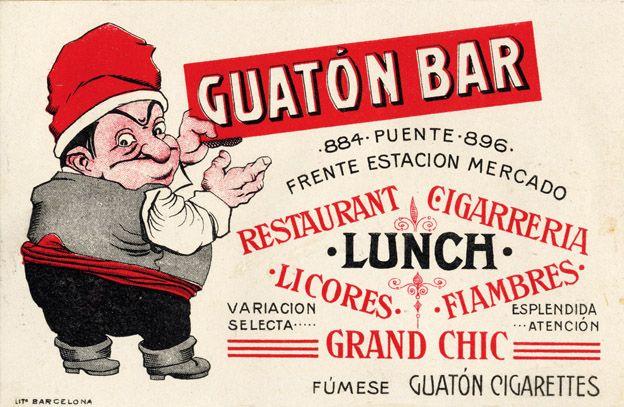 Año: 1920 Autor: Imprenta Barcelona Lugar: Santiago Archivo: Diseño Nacional