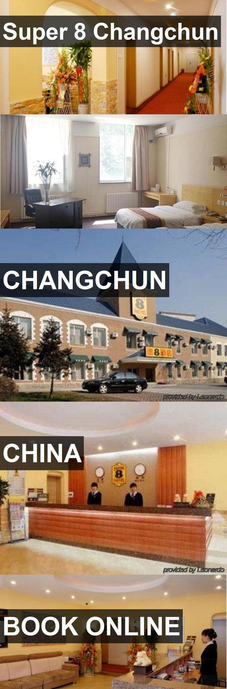 Hotel Super 8 Changchun in Changchun, China. For more information, photos, reviews and best prices please follow the link. #China #Changchun #travel #vacation #hotel
