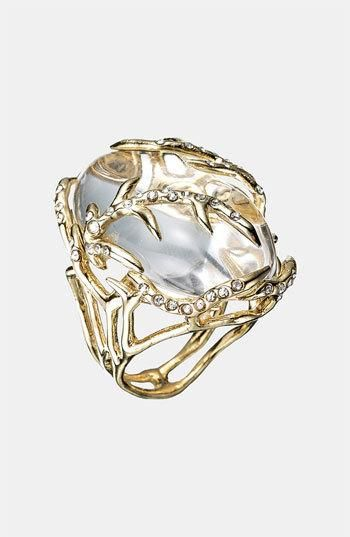 Alexis Bittar Gold Ring