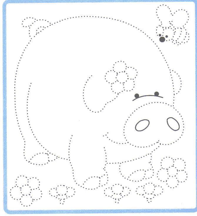 Cochon. gif (670×735) à relier !!!!