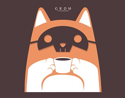 "Check out new work on my @Behance portfolio: ""Grom - Halloween illustration"" http://be.net/gallery/46509781/Grom-Halloween-illustration"
