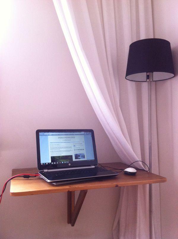 Inredningstips: hemmakontor blir glam hörna - Inredningsvis