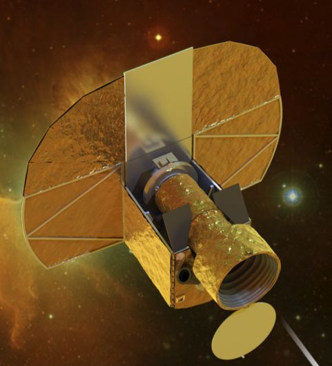 Swiss ESA mission CHEOPS: CHaracterising ExOPlanets Satellite, focuses on studying planets around other stars