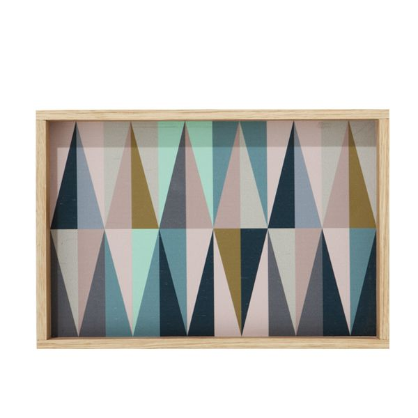 Spear tray, small, by Ferm Living.