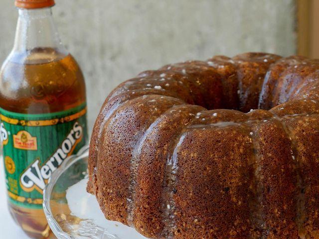 Vernors Ginger Ale Cake Recipe