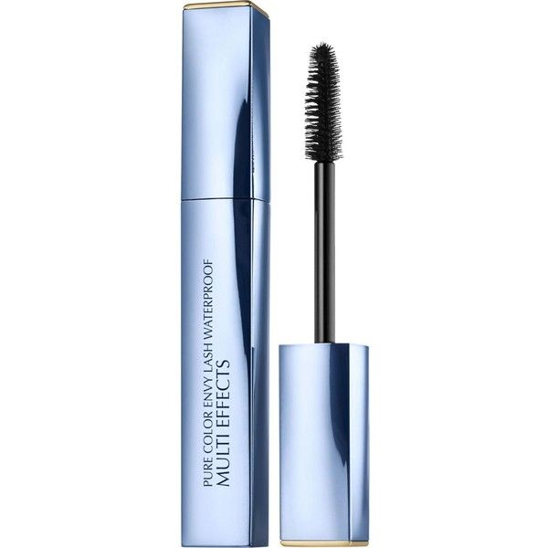 Estee Lauder Pure Colour Envy Lash waterproof mascara ($30) ❤ liked on Polyvore featuring beauty products, makeup, eye makeup, mascara, bristle brush, estée lauder, conditioning mascara, estee lauder mascara and estee lauder eye makeup