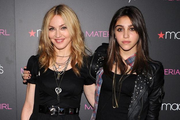 Madonna & Lourdes