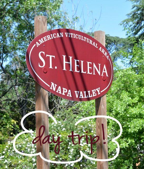 St. Helena ~ Napa Valley I really want to go here!!