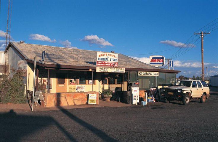 White Cliffs Store