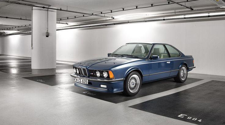 BMW 635csi, I love all BMW coupes