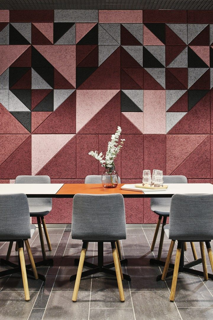 Colours and composite shapes mean unique designs for unique spaces @bauxdesign