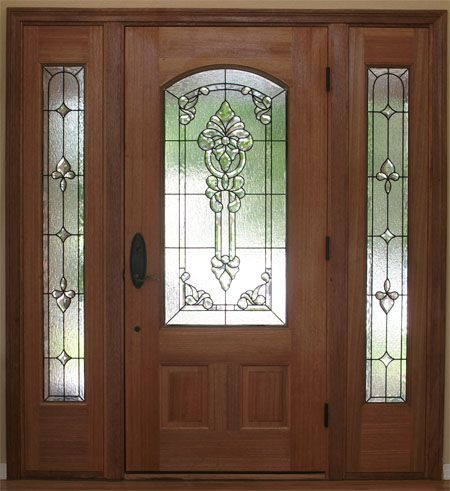 Stained Glass Sidelights Sgsl 1 Patterns For The Home